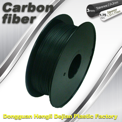 Chiny 3D Printer filament , Carbon fiber 3D Printing Filament  1.75mm 3.0mm ,High quality. dostawca